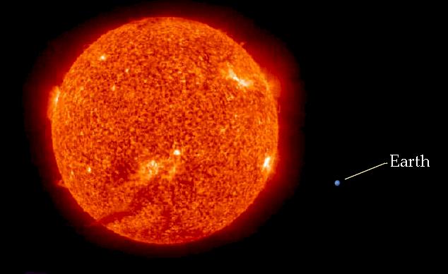 biggest sun - photo #41